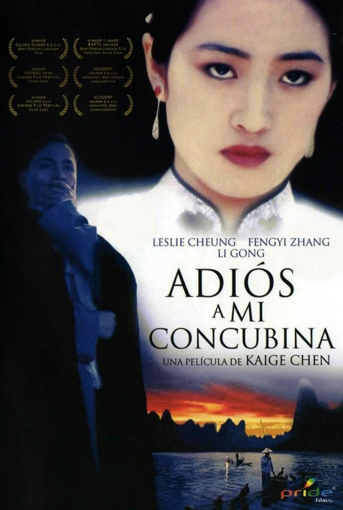 Descargar ADIOS A MI CONCUBINA (1993) [BLURAY 720P X264 MKV][AC3 5.1 CASTELLANO]  torrent gratis